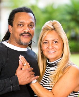DANIEL & BETSY PEÑA